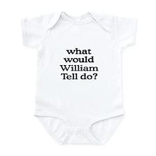 William Tell Infant Bodysuit