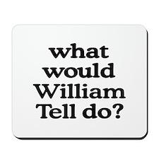 William Tell Mousepad