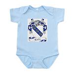 Leslie Family Crest Infant Creeper