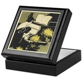 Piano keepsake box Keepsake Boxes