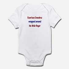 Evan Has Grandma Infant Bodysuit