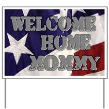 Welcome home baby Yard Sign