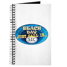 SIC Beach Day Journal