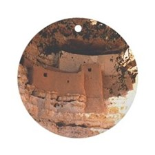 Montezuma's Castle - Ornament (Round)