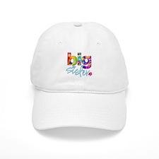 big sister t-shirt flower Cap