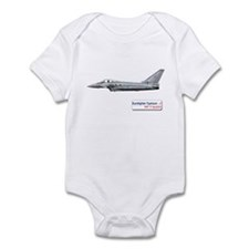 Cute Royal navy Infant Bodysuit