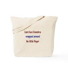Liam Has Grandma Tote Bag