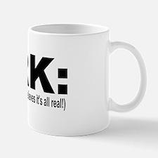 Wrestling Mark: Mug
