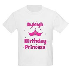 1st Birthday Princess Ryleigh T-Shirt