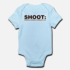 Pro Wrestling Shoot Infant Creeper
