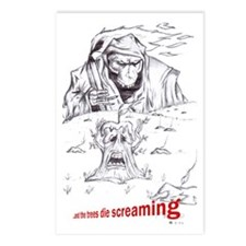 Screaming Trees Postcards (Package of 8)