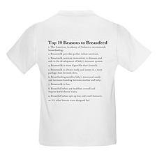 Li'l Lactivist Kids T-Shirt