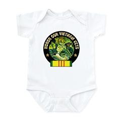 Vietnam Veterans Infant Bodysuit