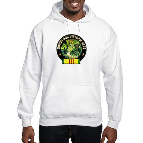 Vietnam Veterans Hooded Sweatshirt