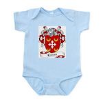 Linton Family Crest Infant Creeper