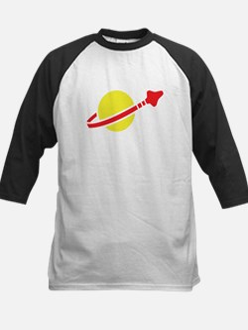 Space Logo Kids Baseball Jersey