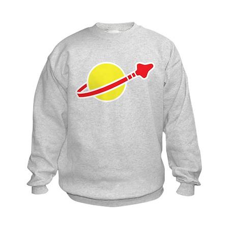 Space Logo Kids Sweatshirt