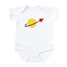 Space Logo Infant Bodysuit