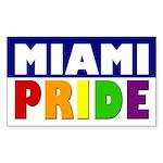 Miami Pride (bumper sticker)