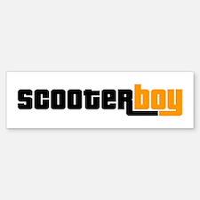 ScooterBoy Bumper Bumper Bumper Sticker