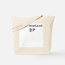 Evil mutant DP Tote Bag