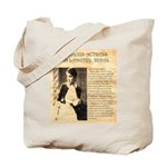 Lilly Langtry Tote Bag