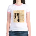 Lilly Langtry Jr. Ringer T-Shirt