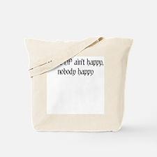 DP happy Tote Bag