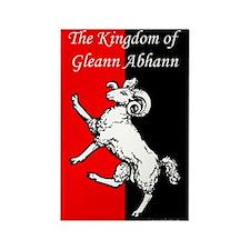 Gleann Abhann Populace Rectangle Magnet (10 pack)