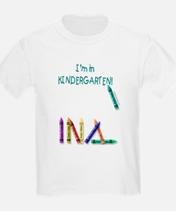 I'm in Kindergarten! Kids T-Shirt