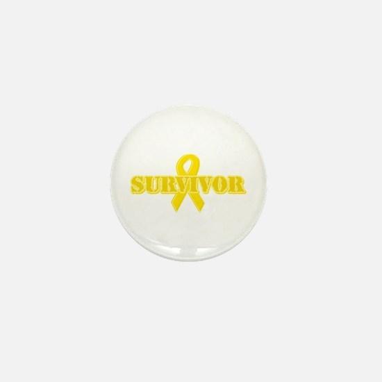Survivor (Suicide) Mini Button
