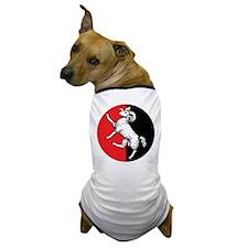 Gleann Abhann Populace Dog T-Shirt