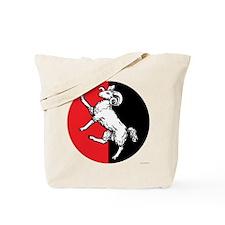 Gleann Abhann Populace Tote Bag