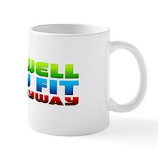 Eat Well Stay Fit Mug