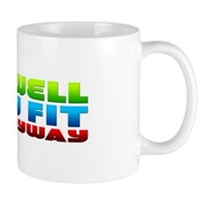 Eat Well Stay Fit Mug