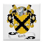 Loch Family Crest Tile Coaster