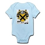Loch Family Crest Infant Creeper