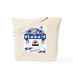 Lockhart Family Crest Tote Bag