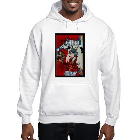 Samurai Honor Code Hooded Sweatshirt