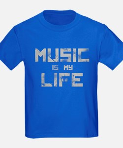 Music Is My Life T