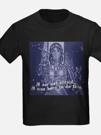 Joan of Arc (I am not afraid. T