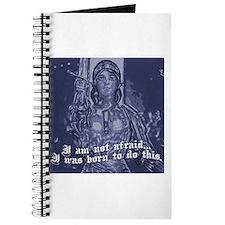 Joan of Arc (I am not afraid. Journal