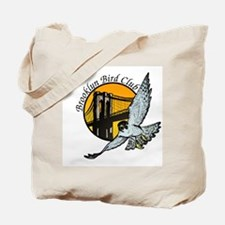 Brooklyn Bird Club Tote Bag