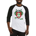Low Family Crest Baseball Jersey