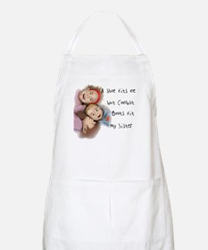 My Sister's Boots BBQ Apron