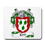 Low Family Crest Mousepad