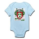 Low Family Crest Infant Creeper
