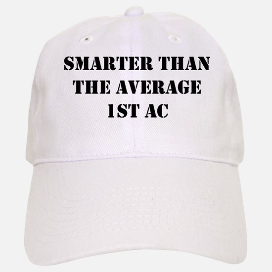 Average 1st AC Baseball Baseball Cap