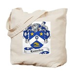 Lumsden Family Crest Tote Bag