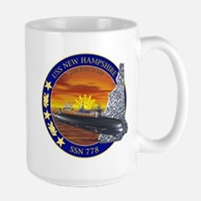 SSN 778 USS New Hampshire Mug